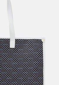 Valentino Bags - PRISCA SET - Tote bag - blue/bianco - 4