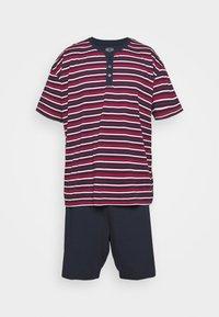Ceceba - SHORTY - Pyjama set - blue dark - 3