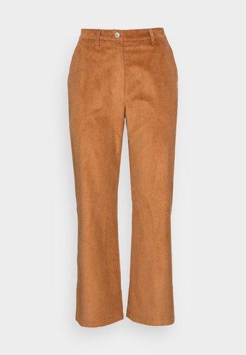 SAGUARO - Trousers - brown