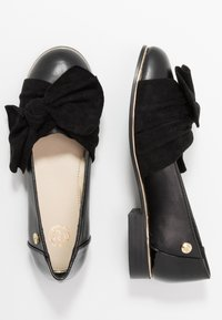 River Island - Ballerinasko - black - 0