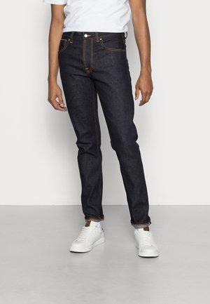 LEAN DEAN - Slim fit jeans - dry true selvage