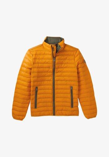 AXIS PEAK WARM CLS - Light jacket - dark cheddar