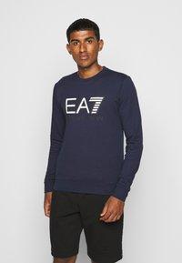 EA7 Emporio Armani - Sweatshirt - navy blue - 0