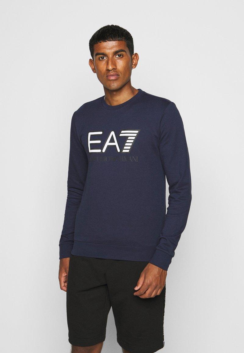 EA7 Emporio Armani - Sweatshirt - navy blue