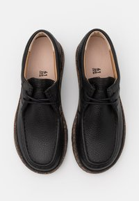 Birkenstock - PASADENA NARROW FIT - Lace-ups - black - 3
