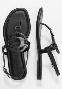 Coach - JERI - T-bar sandals - black - 3