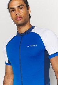 Vaude - ADVANCED TRICOT - Cyklistický dres - signal blue - 3