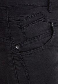 PULZ - CARMEN - Jeans Skinny Fit - black - 5