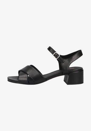 Sandały - black smooth