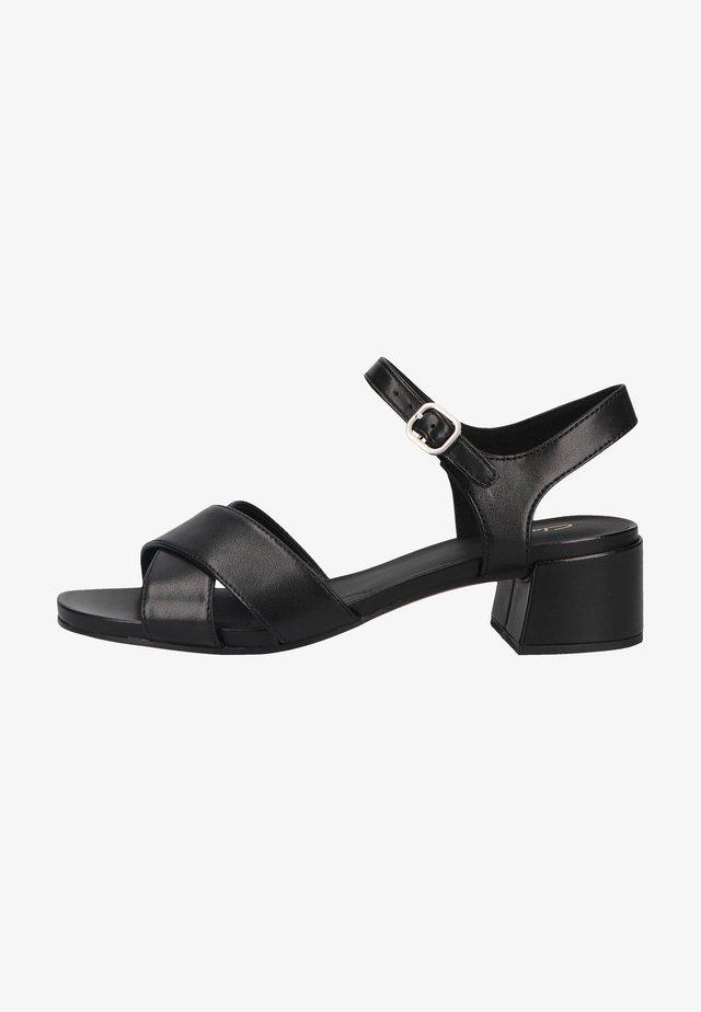 Sandalen - black smooth