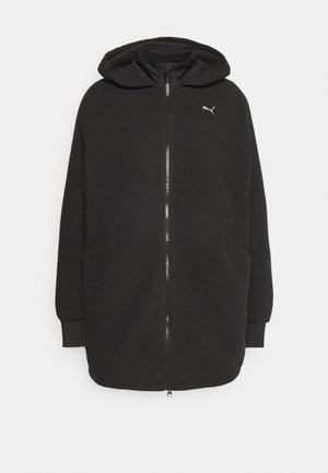 STUDIO JACKET - Fleece jacket - black