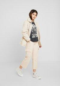 ONLY Petite - ONLLINA JACKET - Light jacket - light beige - 1