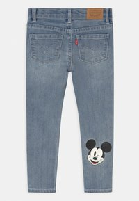 Levi's® - MICKEY MOUSE 710 SUPER SKINNY - Jeans Skinny - light-blue denim - 1