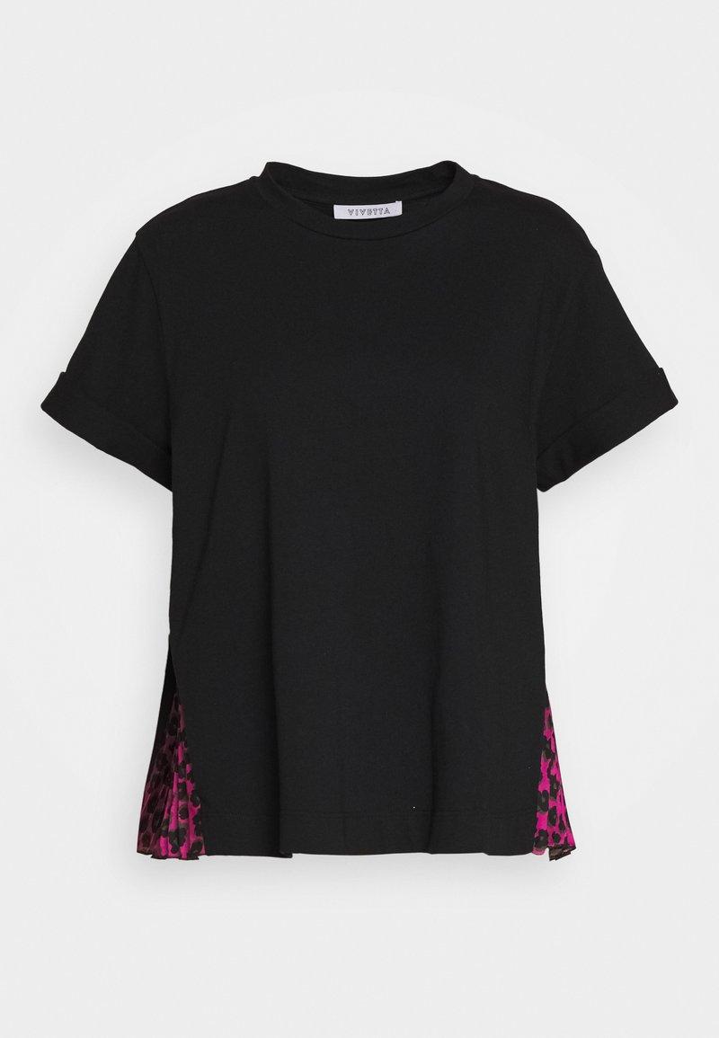 Vivetta - T-shirt con stampa - multicolor