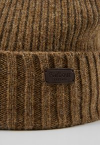 Barbour - CARLTON BEANIE UNISEX - Beanie - sandstone - 3