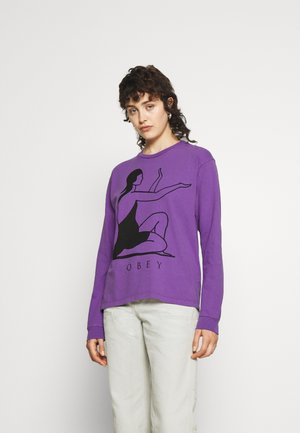 RADIANT ENERGY - Long sleeved top - orchid