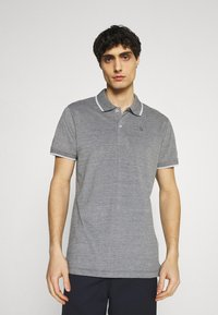 Casual Friday - Polo shirt - anthracite black - 0