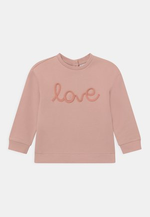 LOVE - Sweatshirt - mellow rose