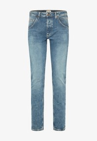 Mustang - Jeans Tapered Fit - denim blue - 0
