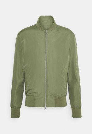 THOM GRAVITY JACKET - Bomberjacks - lake green