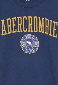 Abercrombie & Fitch - TECH LOGO  - Långärmad tröja - blue - 4