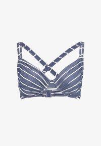 Esprit - NELLY BEACH UNDERWIRE - Bikini top - dark blue - 5