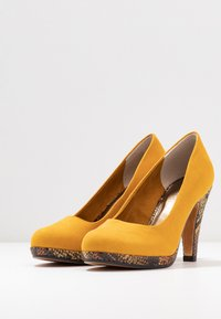 Marco Tozzi - High heels - saffron - 4
