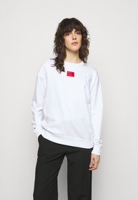 HUGO - NAKIRA - Sweatshirt - white - 0