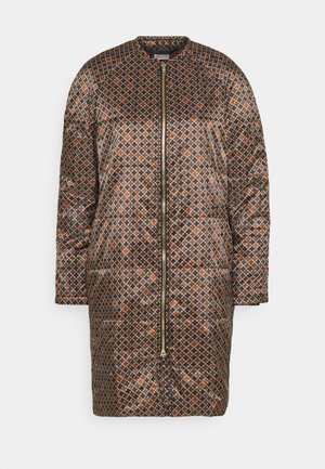 GAIAX - Classic coat - tan