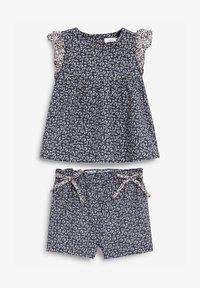 Next - SET - Shorts - dark blue - 0