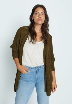 ESTORIL - Gilet - khaki