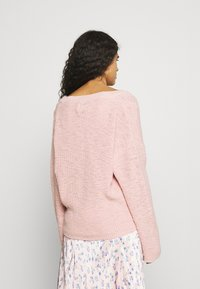 Another-Label - SATSUKI PULL - Svetr - dusty pink - 2