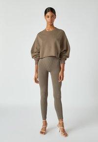 PULL&BEAR - Sweatshirt - grey - 1