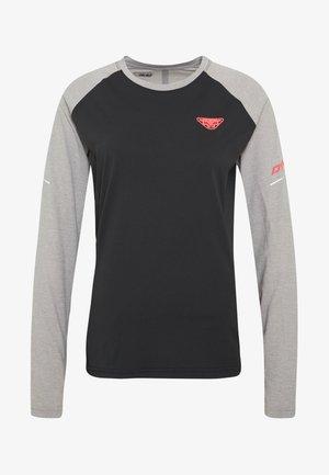 ALPINE PRO TEE - T-shirt de sport - alloy melange