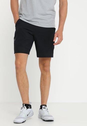 VANISH SHORTS - Pantalón corto de deporte - black
