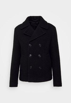 PEACOAT - Classic coat - black