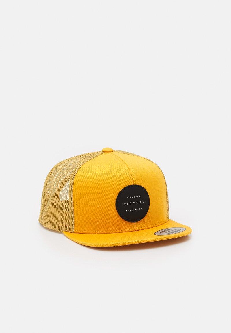 Rip Curl - ROUTINE TRUCKER BOY - Cap - mustard
