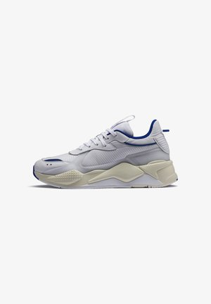 RS-X TECH - Trainers - white/whisper white