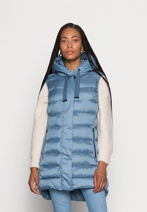 THERMORE - Waistcoat - blue
