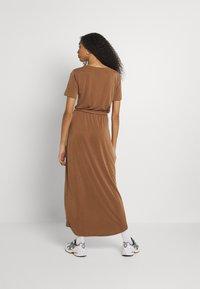 Object - OBJANNIE NADIA DRESS - Maxi dress - partridge - 2