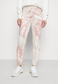 Abercrombie & Fitch - Tracksuit bottoms - tie dye - 0