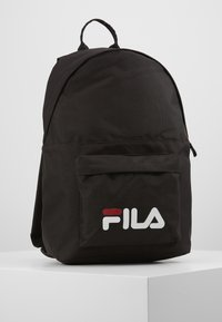 Fila - NEW BACKPACK SCOOL TWO - Rygsække - black - 0
