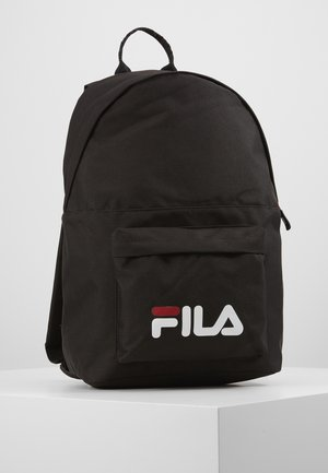NEW BACKPACK SCOOL TWO - Ryggsäck - black