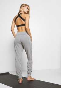Free People - BACK INTO IT  - Tracksuit bottoms - grey - 2