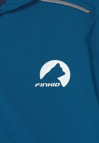 Finkid - VALAS REVERSIBLE UNISEX - Outdoorová bunda - nautic/navy - 3