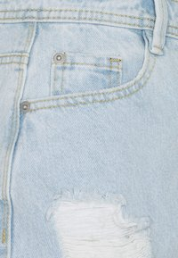 Missguided Petite - EXTREME  - Shorts di jeans - blue - 2