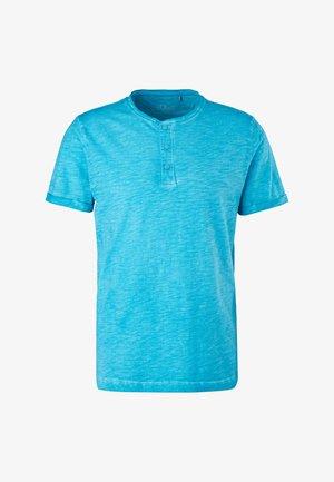 T-shirt basique - aqua