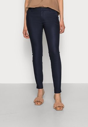 ABBEY NIGHT PANT SUSTAINABLE - Chinos - navy