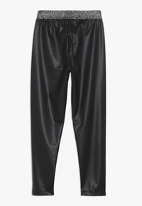Pinko Up - OCULISTA SIMILPELLE - Leggings - Trousers - black - 1