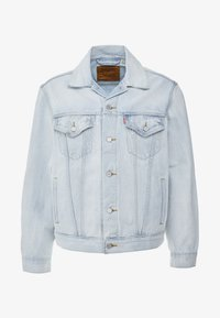 Levi's® - VINTAGE FIT TRUCKER UNISEX - Spijkerjas - light-blue denim - 4